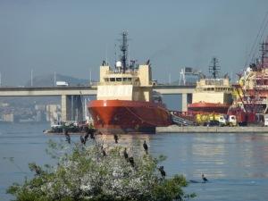 Ships in Brazil