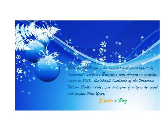 Brazil Institute Holiday Card jpeg
