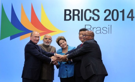 2014 BRICS Summit in Brazil