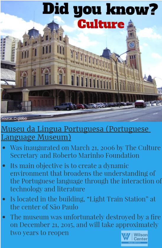 museu lingua portguesa